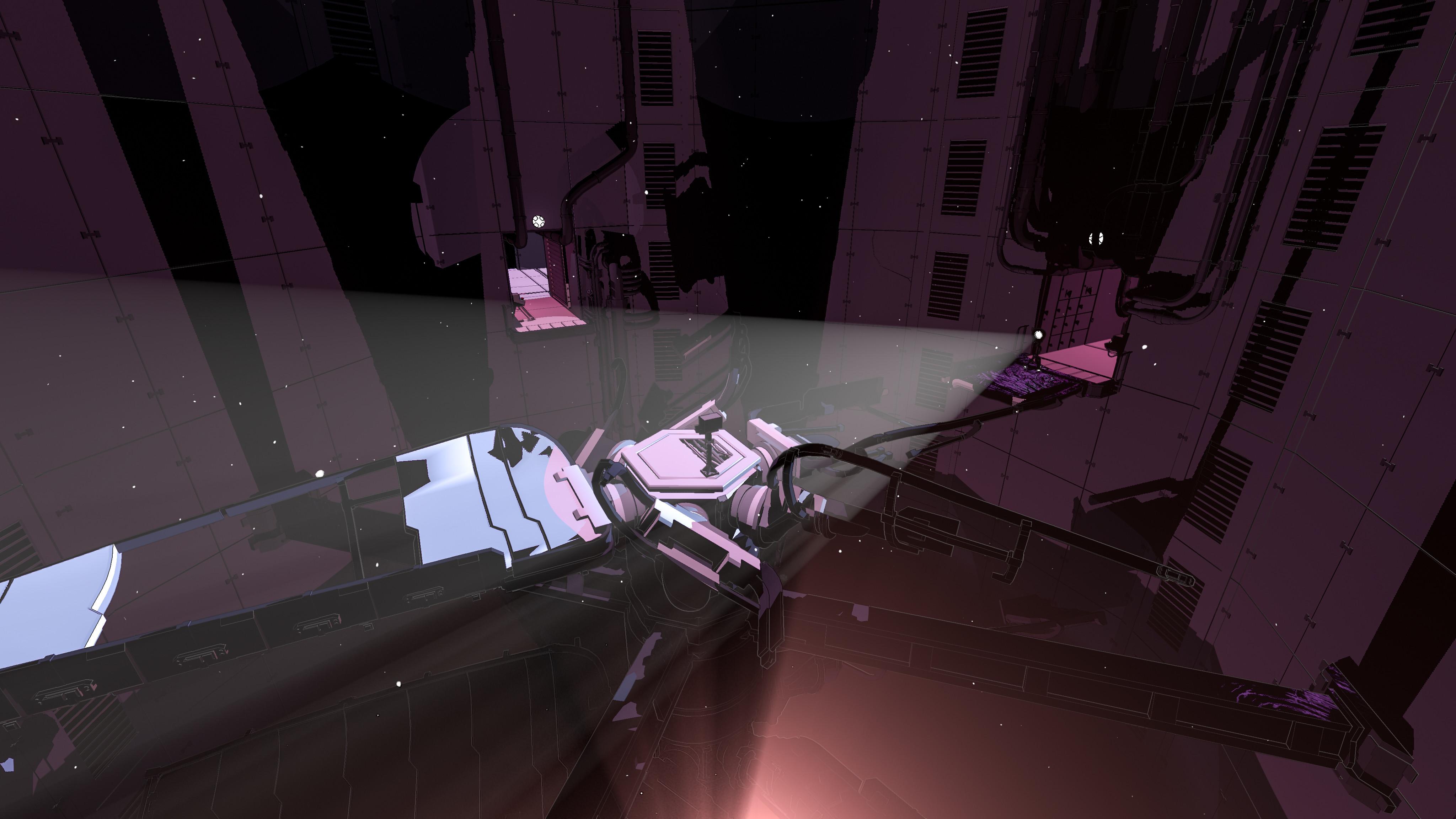 Дата выхода и первый трейлер головоломки Lightmatter