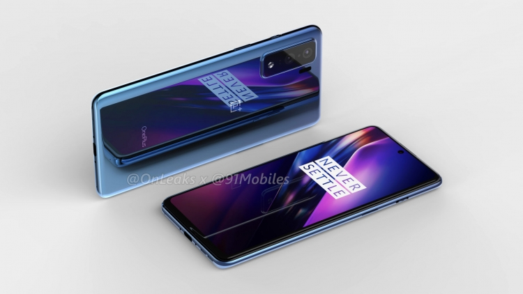 Слух: OnePlus вернется на рынок бюджетных смартфонов с OnePlus 8 Lite