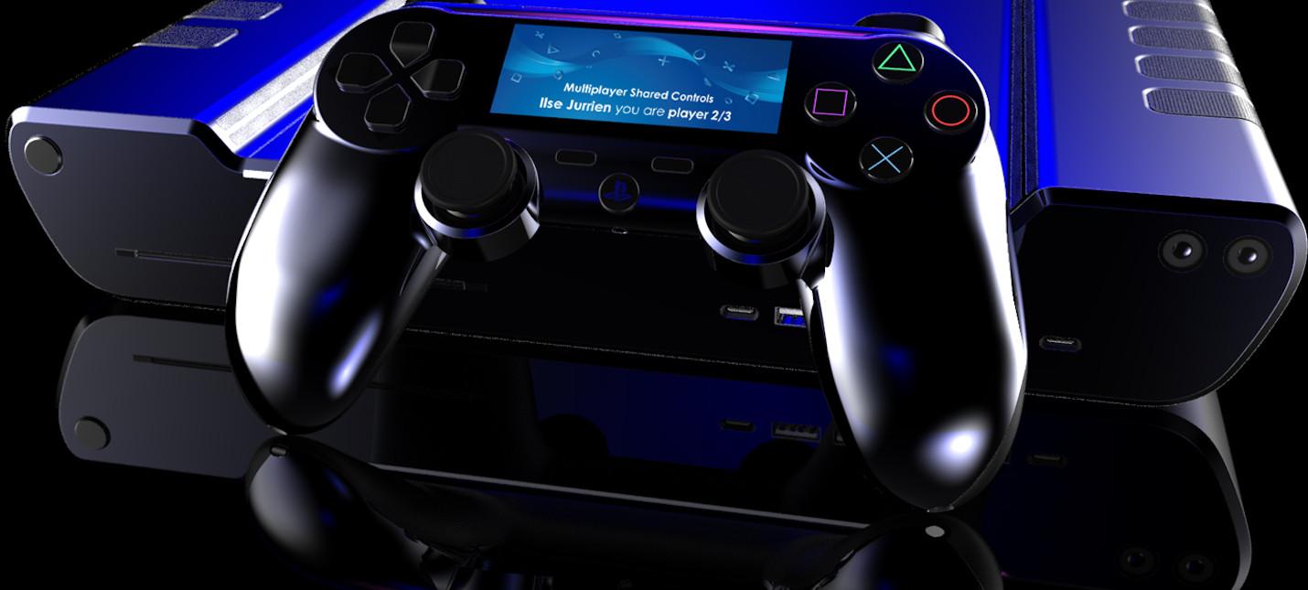 Sony подала патент на кооперативную систему в одиночных играх