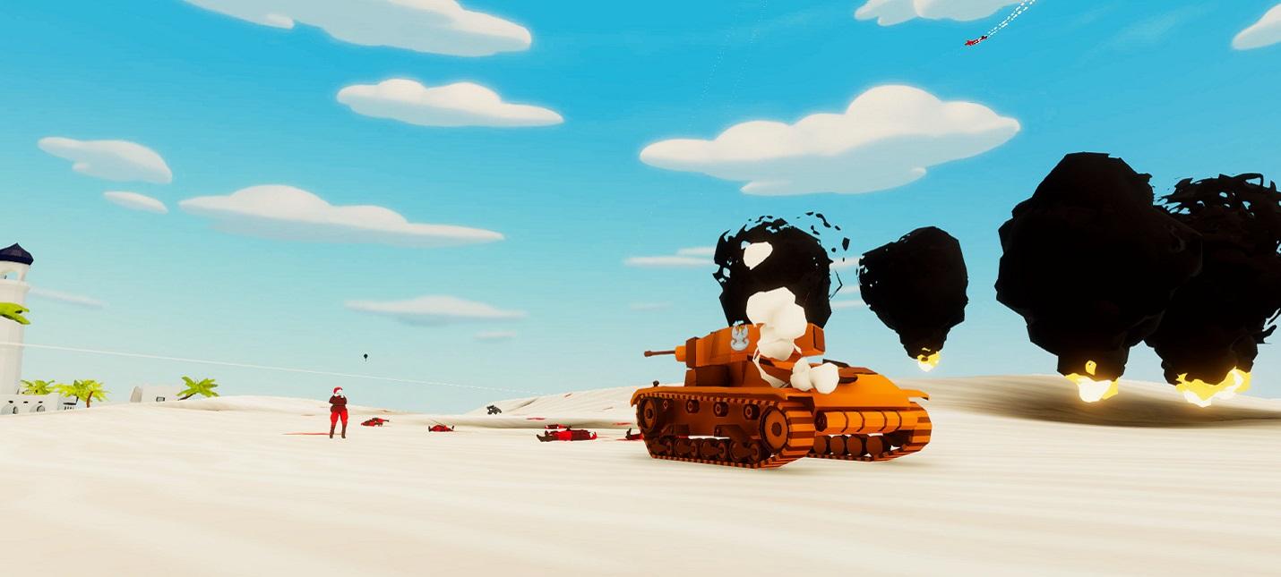 505 Games анонсировала дату выхода Total Tank Simulator на PC