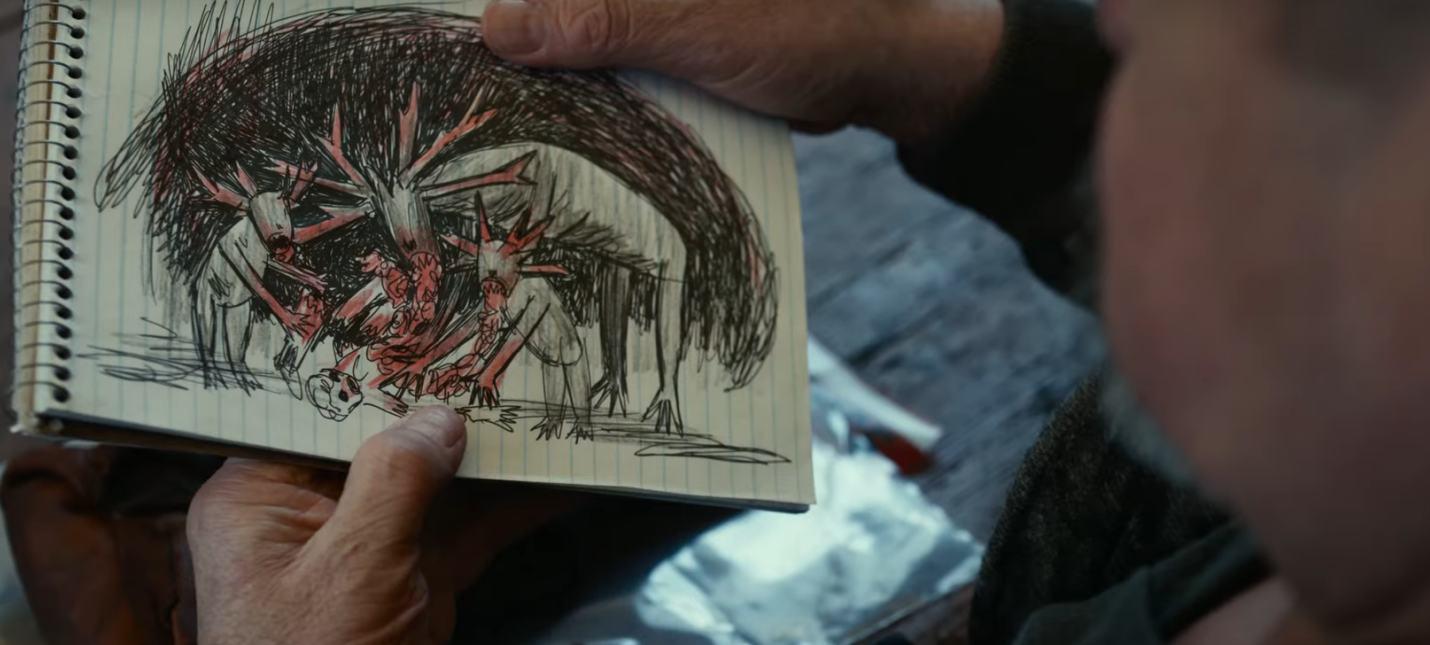 Финальный трейлер хоррора Antlers от Гильермо дель Торо