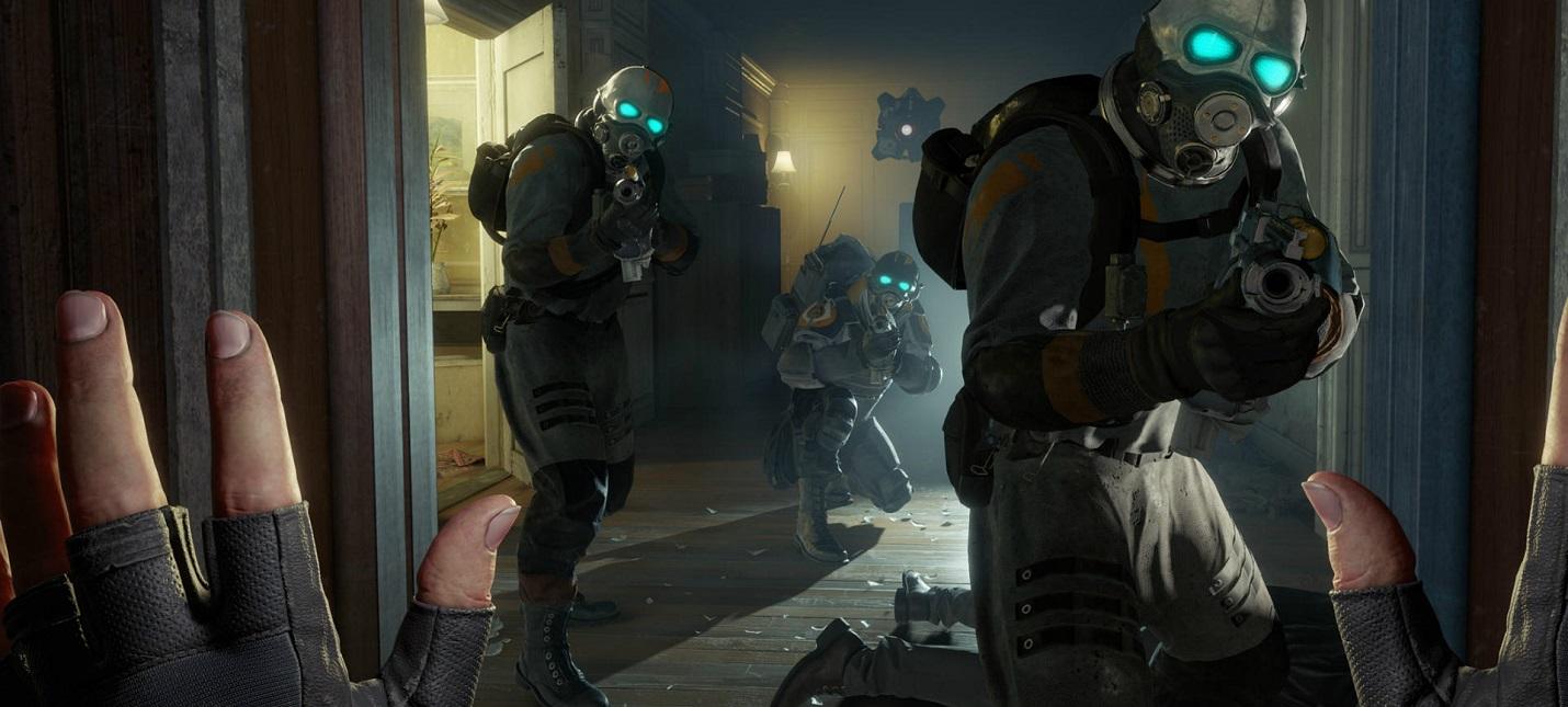 Valve прокомментировала возможный релиз Half-Life: Alyx на PS VR