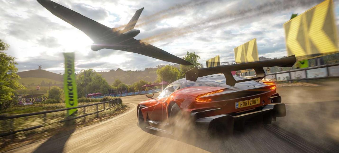 В Forza Horizon 4 появится королевская битва
