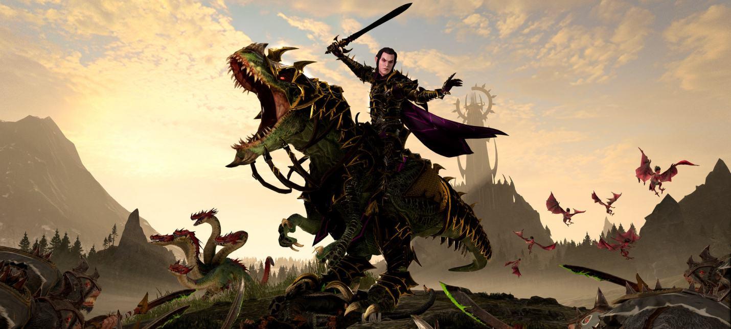 Релизный трейлер дополнения Total War: Warhammer 2 — The Shadow and The Blade