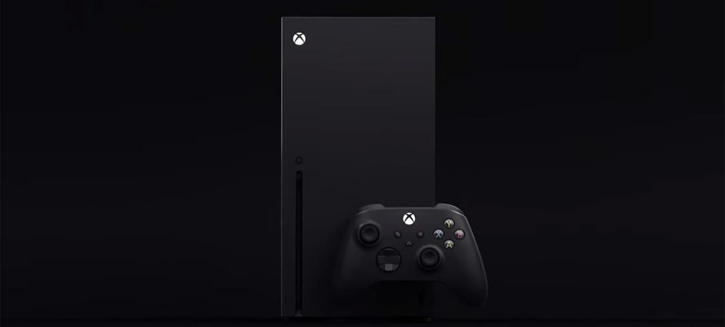TGA 2019: Анонсирована консоль нового поколения Xbox Series X