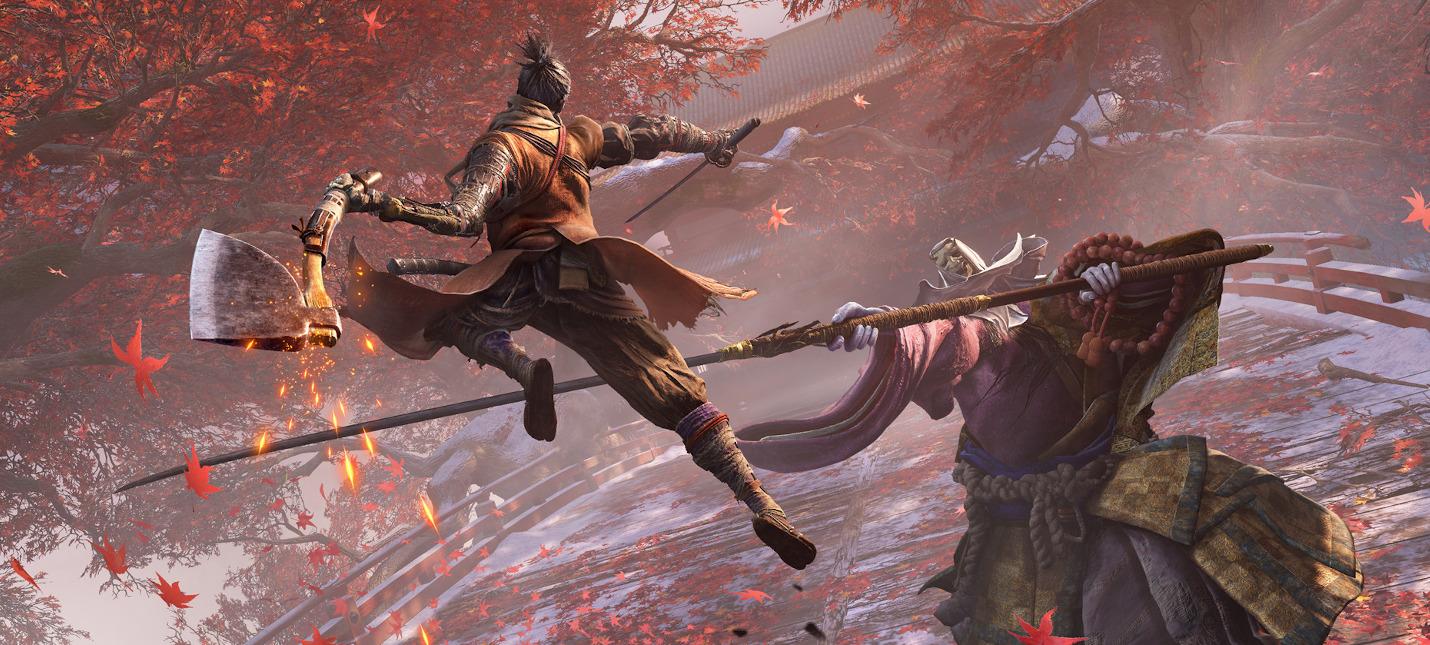 TGA 2019: Игрой года стала Sekiro Shadows Die Twice