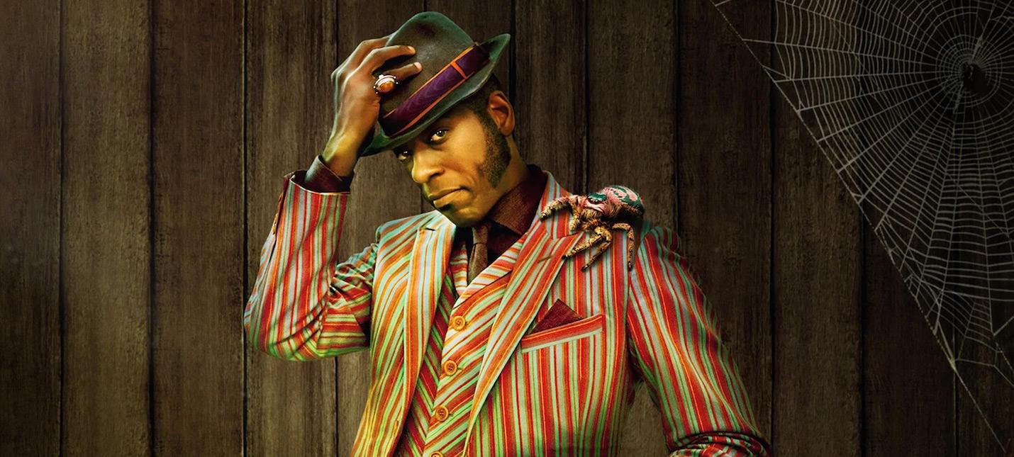 """Мистера Нэнси не будет: Орландо Джонс уволен из сериала """"Американские Боги"""" из-за политических и расовых опасений"""