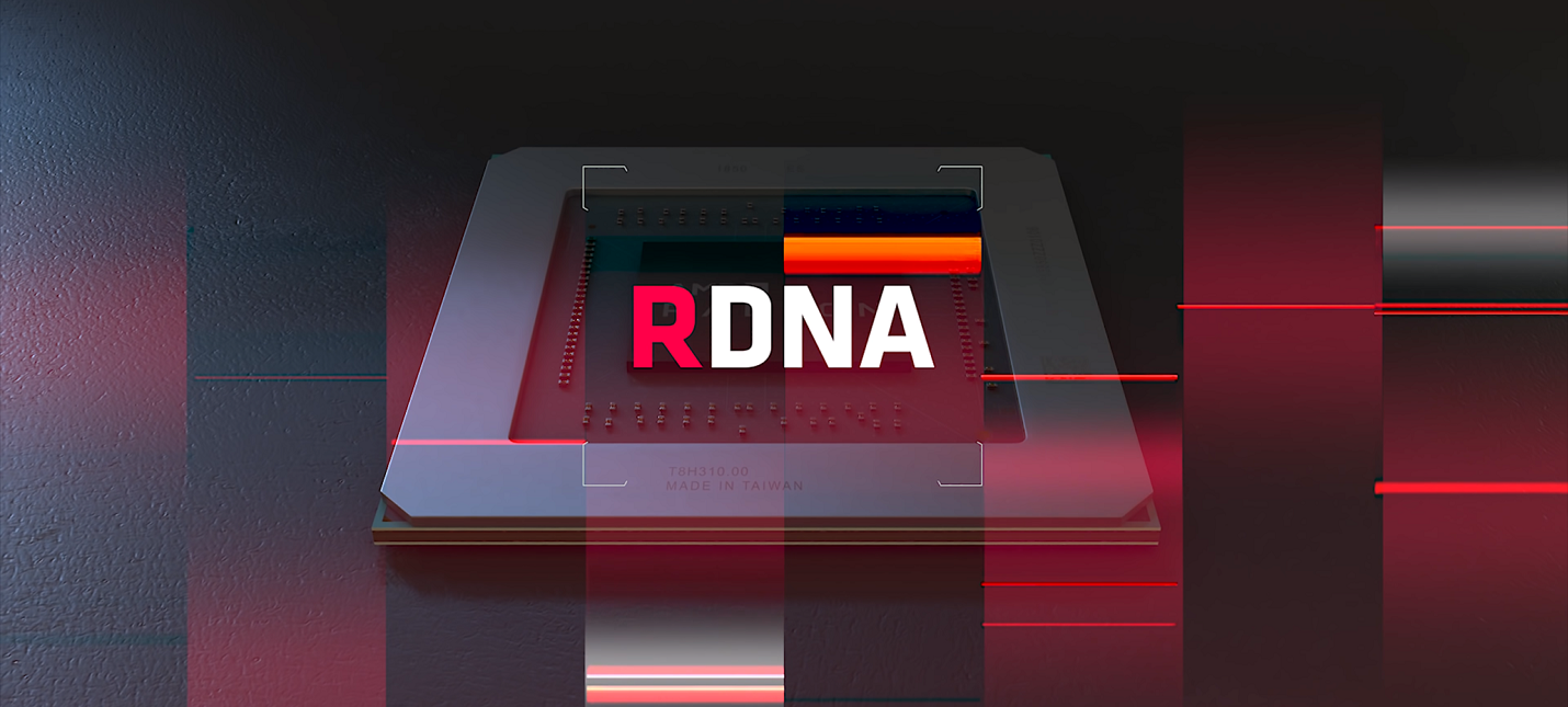 Архитектура RDNA 2 станет основой для трассировки лучей и сжатия при затенении