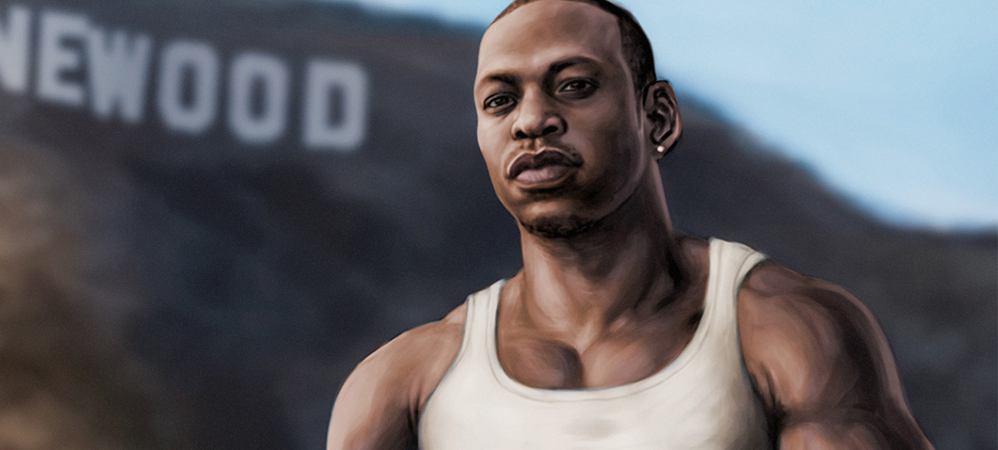 Актер озвучки GTA 5, исполнивший Франклина, проболтался про возможное возвращение СиДжея