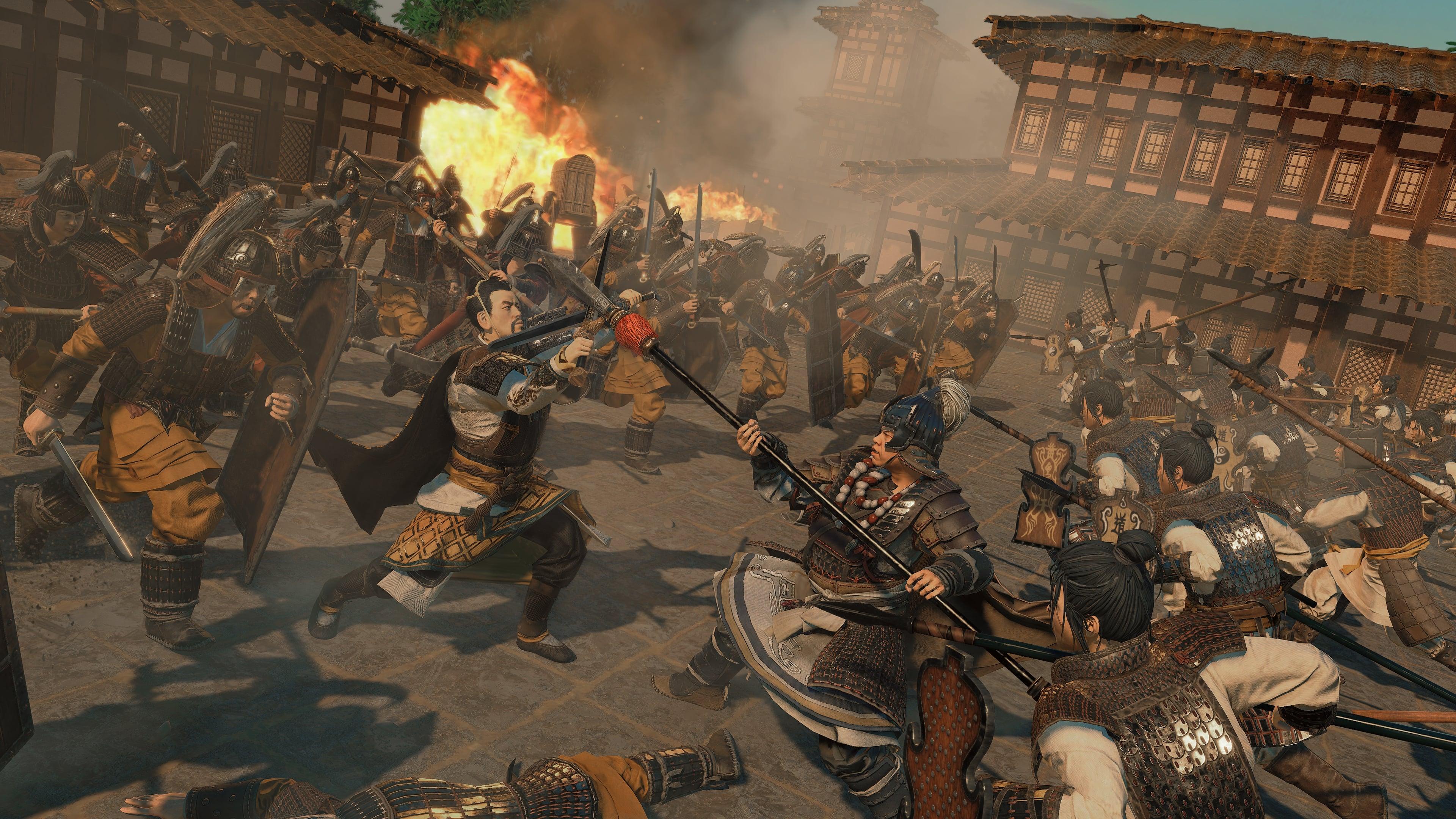 Трейлер, скриншоты и дата выхода дополнения Mandate of Heaven для Total War: Three Kingdoms