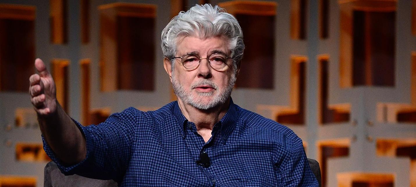 """Какой Джордж Лукас видел новую трилогию """"Звездных войн"""""""