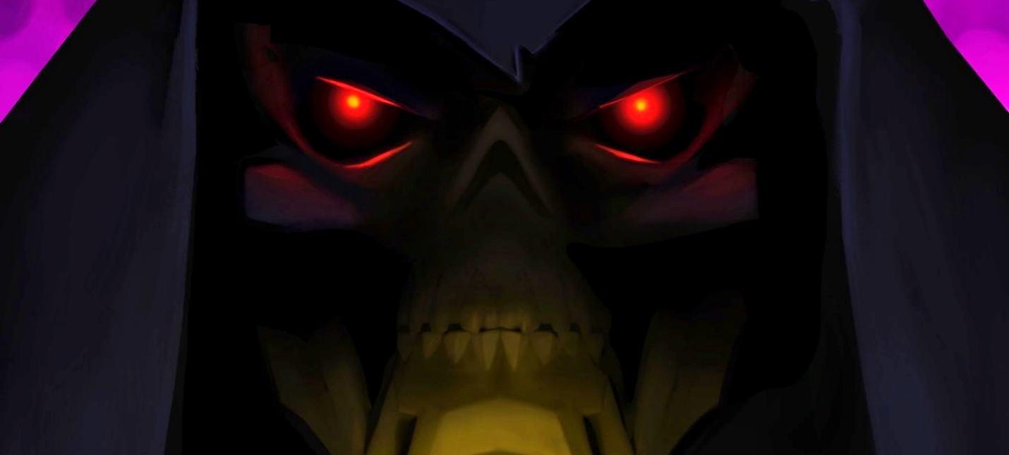 Netflix перезапустит мультсериал He-Man & The Masters Of The Universe