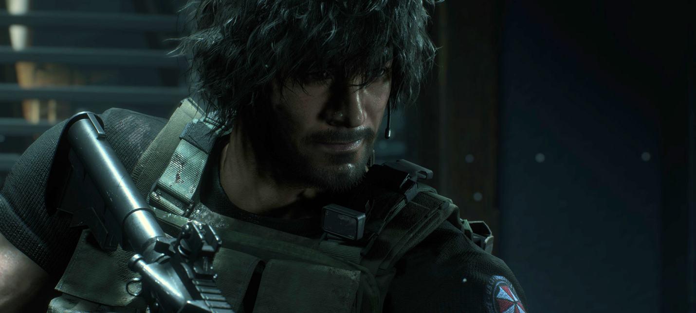 Capcom: Ремейк Resident Evil 3 готов на 90% — игра выйдет точно в срок