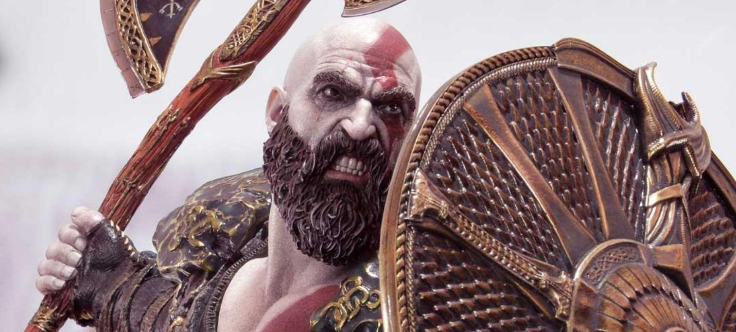 Prime 1 Studios показала фигурку Кратоса и Атрея за 75 тысяч рублей