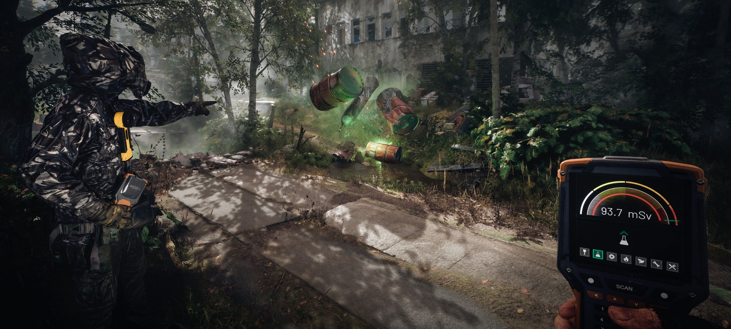 Chernobylite получила обновление с новой локаций и режимом свободной игры