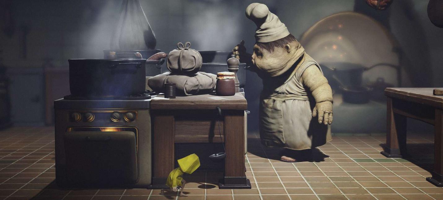 Разработчики Little Nightmares присоединились к материнской компании THQ Nordic