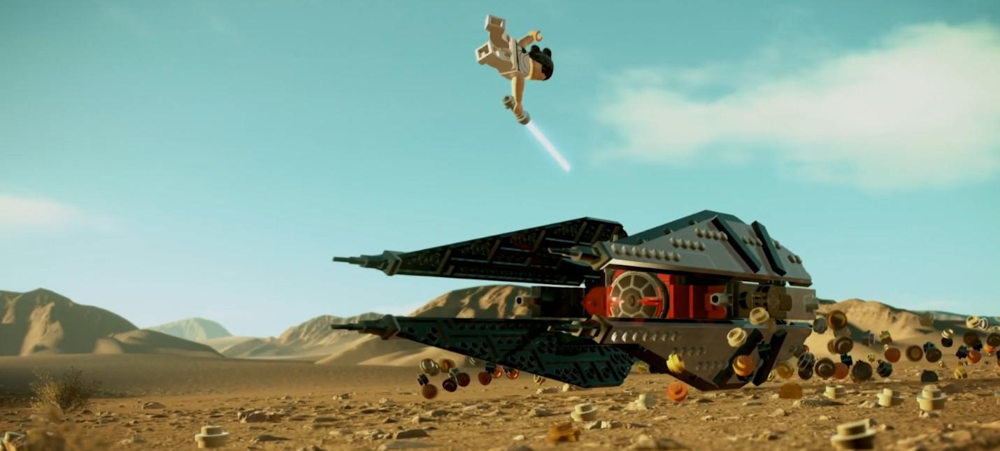 Новый тизер LEGO Star Wars: The Skywalker Saga в честь девятого эпизода
