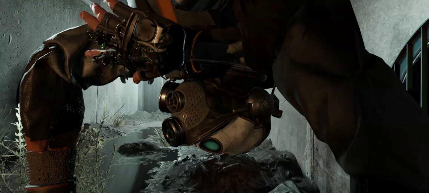11 минут офф-скрин геймплея Half-Life: Alyx