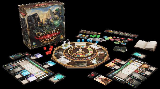 Настольная игра по Divinity: Original Sin собрала 1.8 миллиона долларов