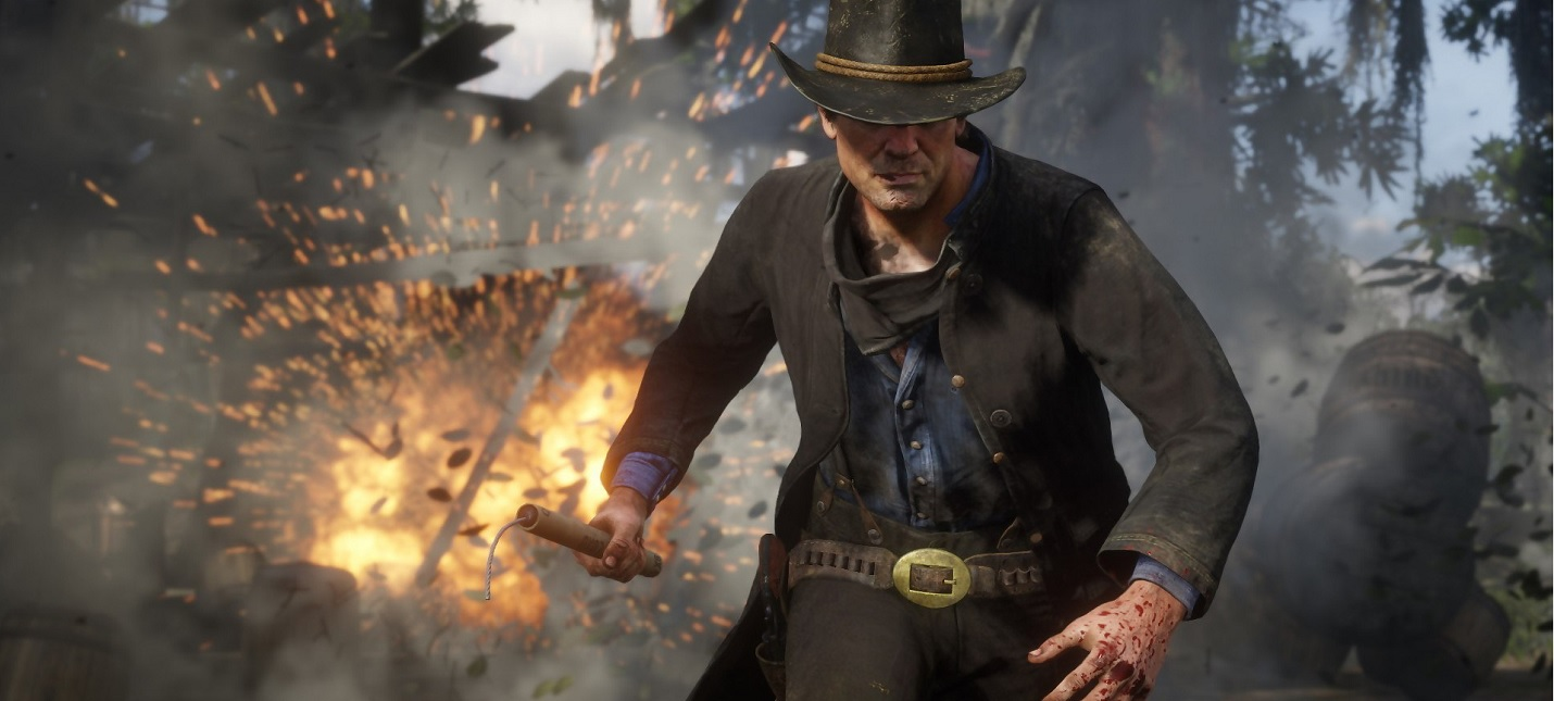 Steam-чарт: Red Dead Redemption 2 на коне