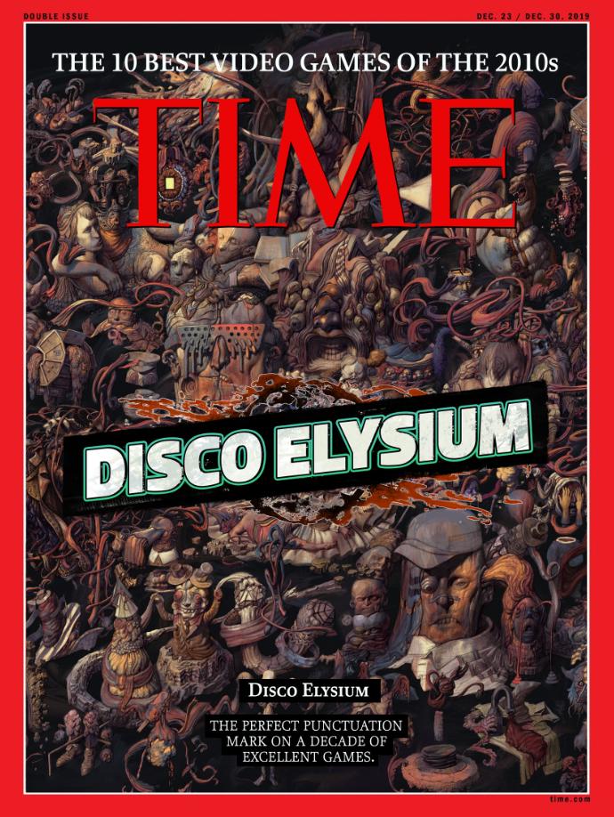 League of Legends и Disco Elysium — лучшие игры десятилетия по версии журнала TIME