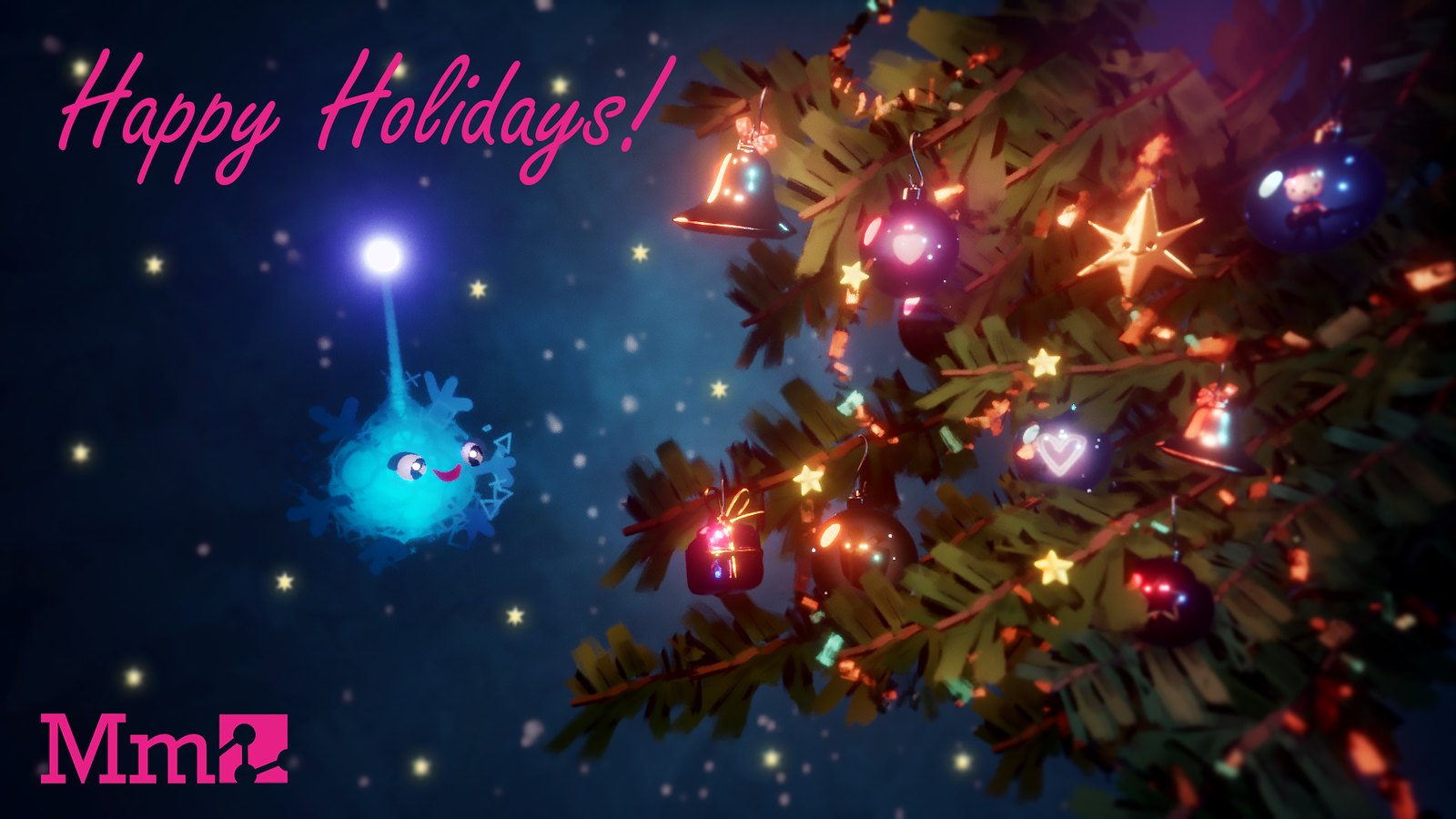 Новогодние поздравления от издателей и разработчиков