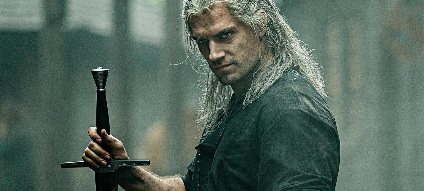 """Генри Кавилл оставил себе костюм Геральта из """"Ведьмака"""""""