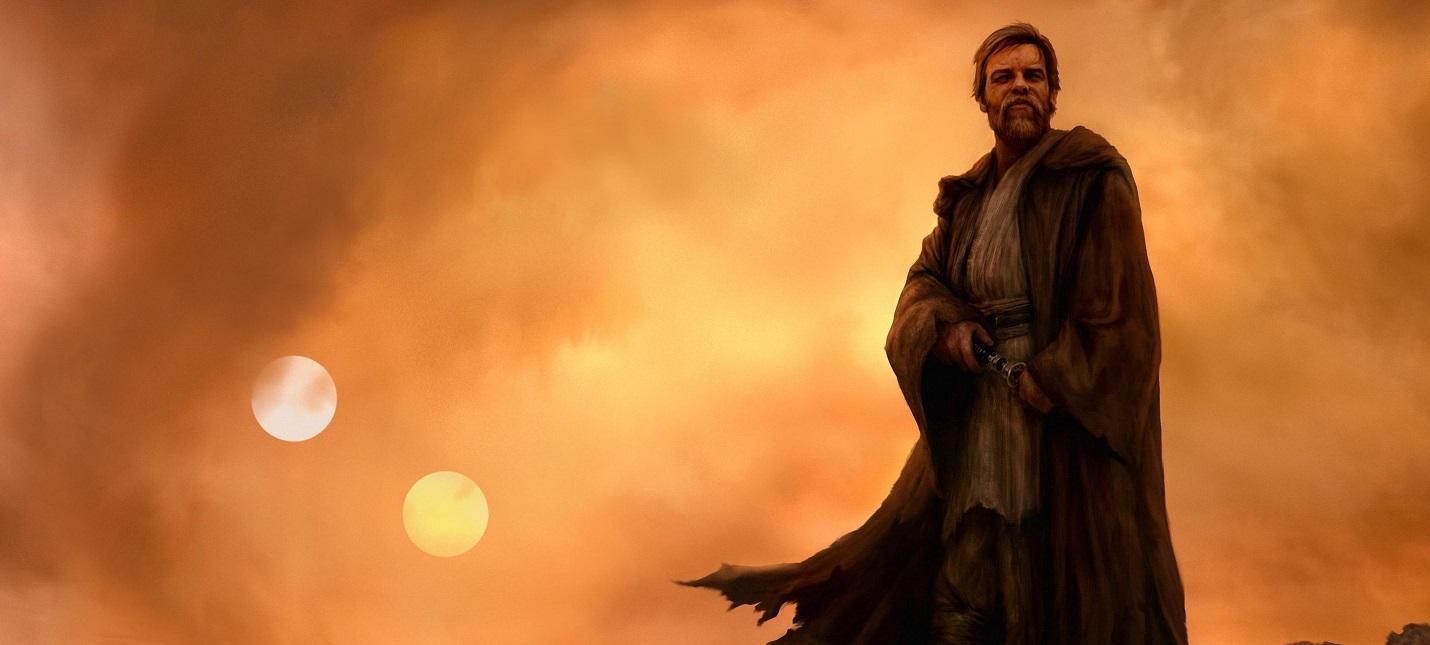 Вышла фанатская короткометражка про Оби-Вана Кеноби