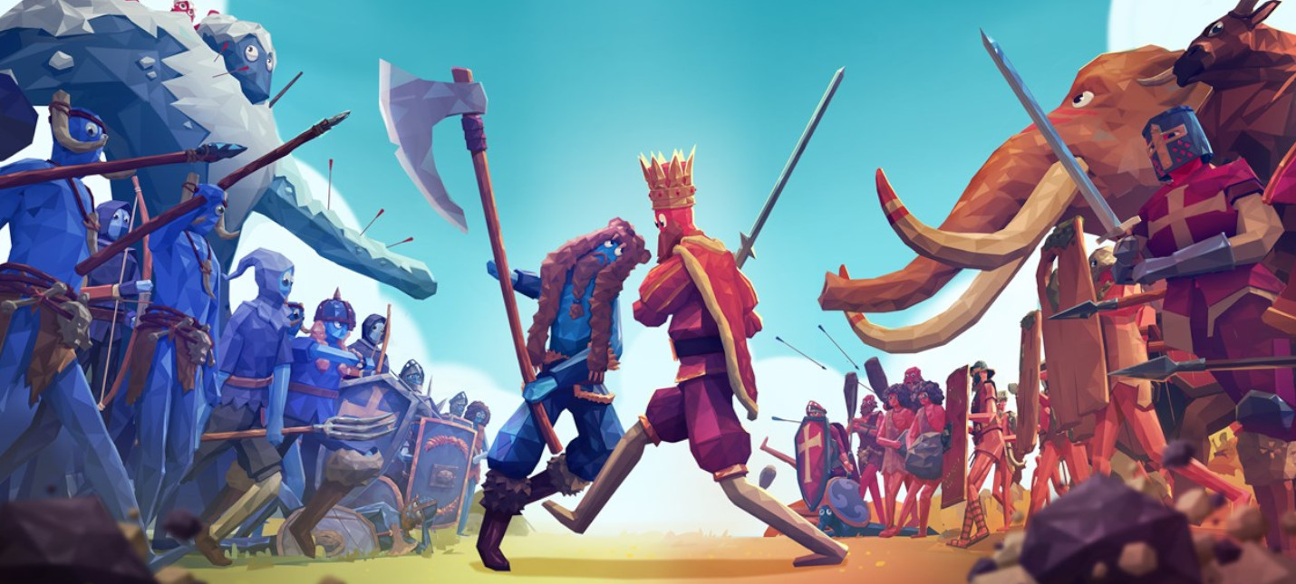 В EGS началась раздача Totally Accurate Battle Simulator