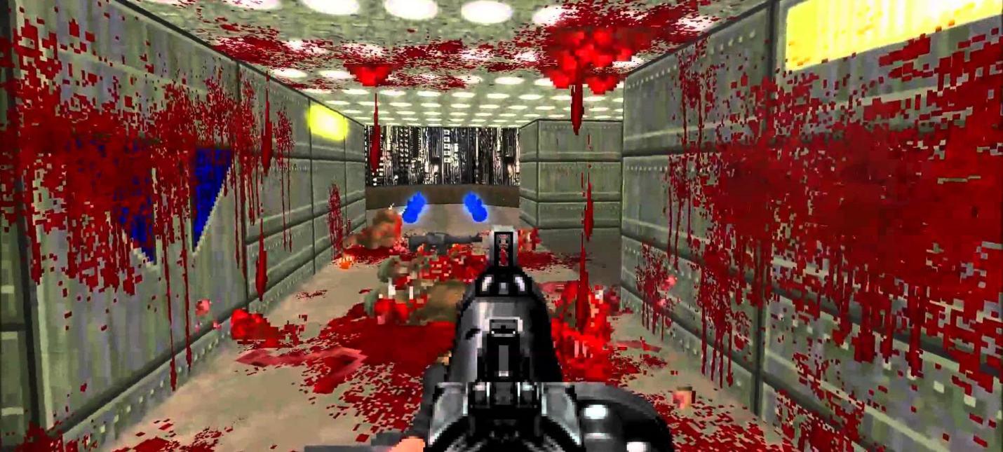 Создатель Brutal Doom выпустил кооперативный мод Meatgrinder