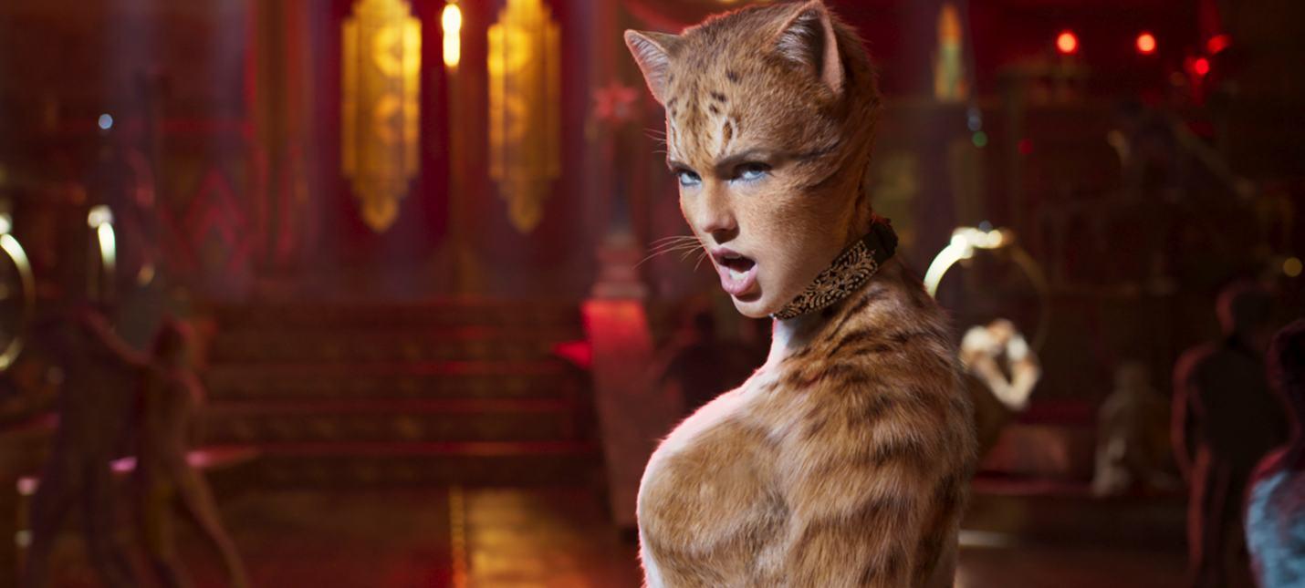 """Universal Pictures убрала """"Кошек"""" со своего сайта с номинантами на """"Оскар"""""""