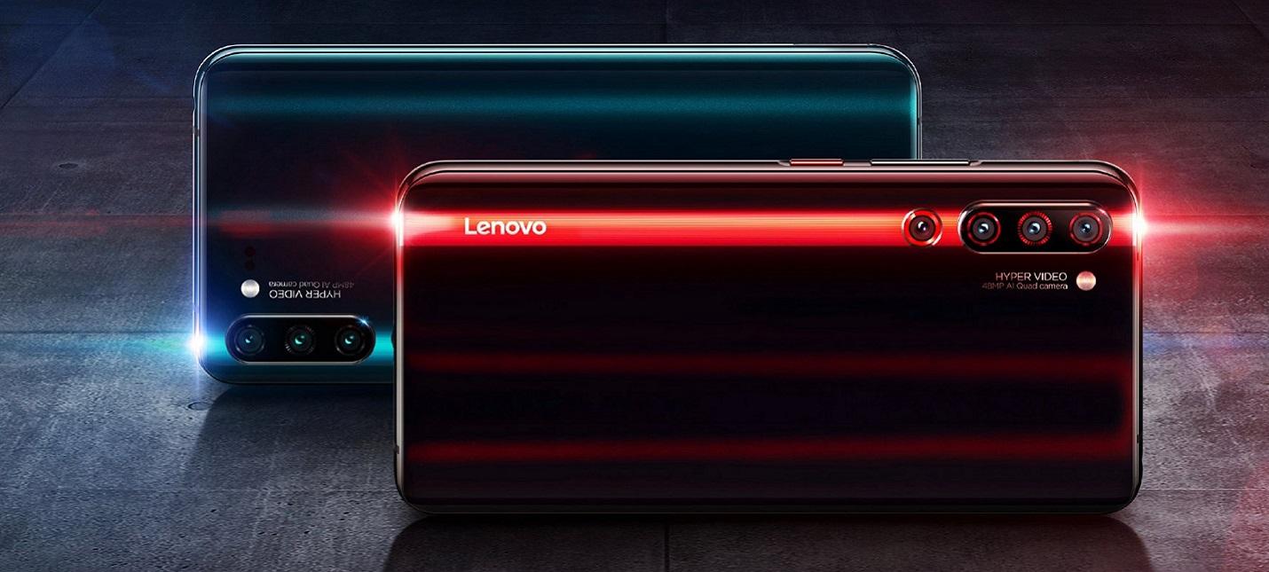 Lenovo представит в 2020 году игровой смартфон под брендом Legion