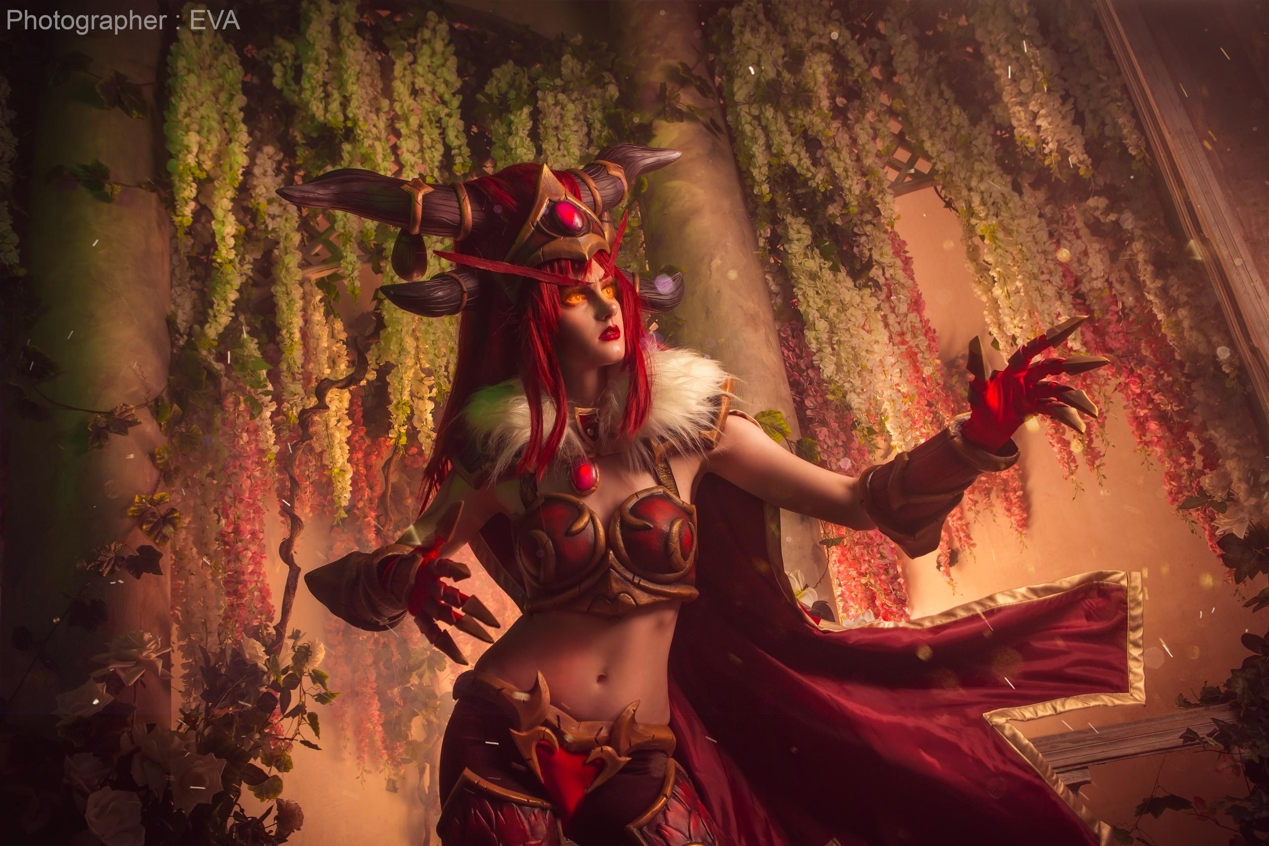 Пятничный косплей: Mortal Kombat, World of Warcraft и NieR: Automata