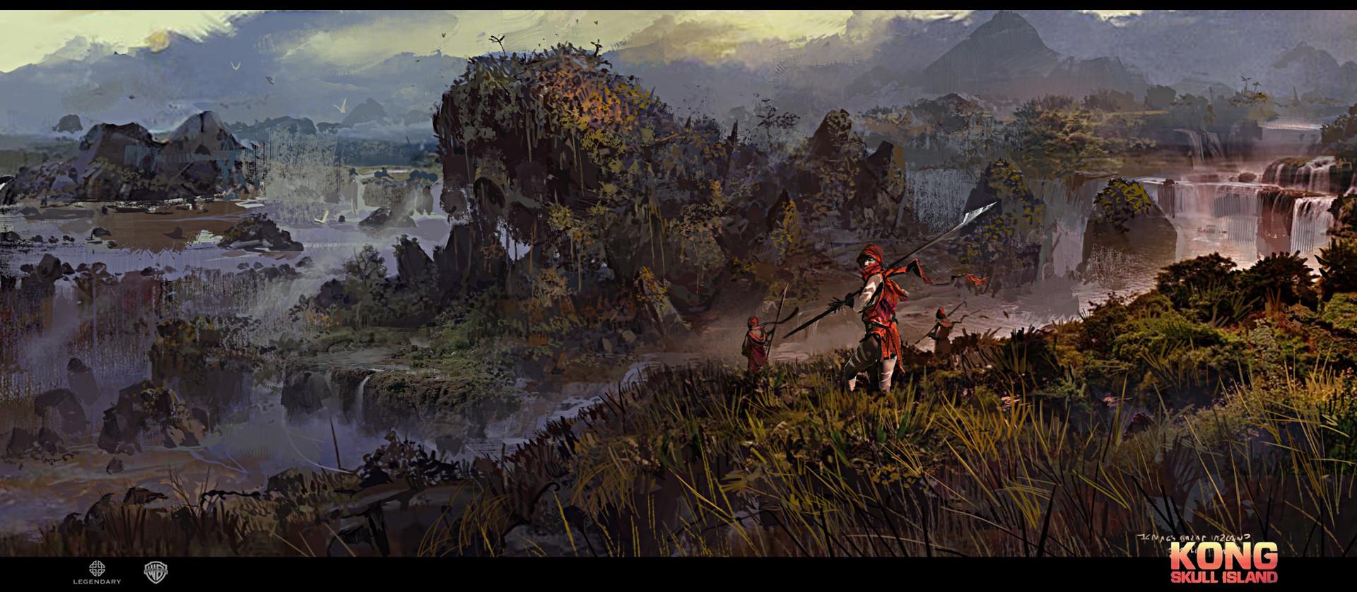Фантастические миры: Ignacio Bazan-Lazcano