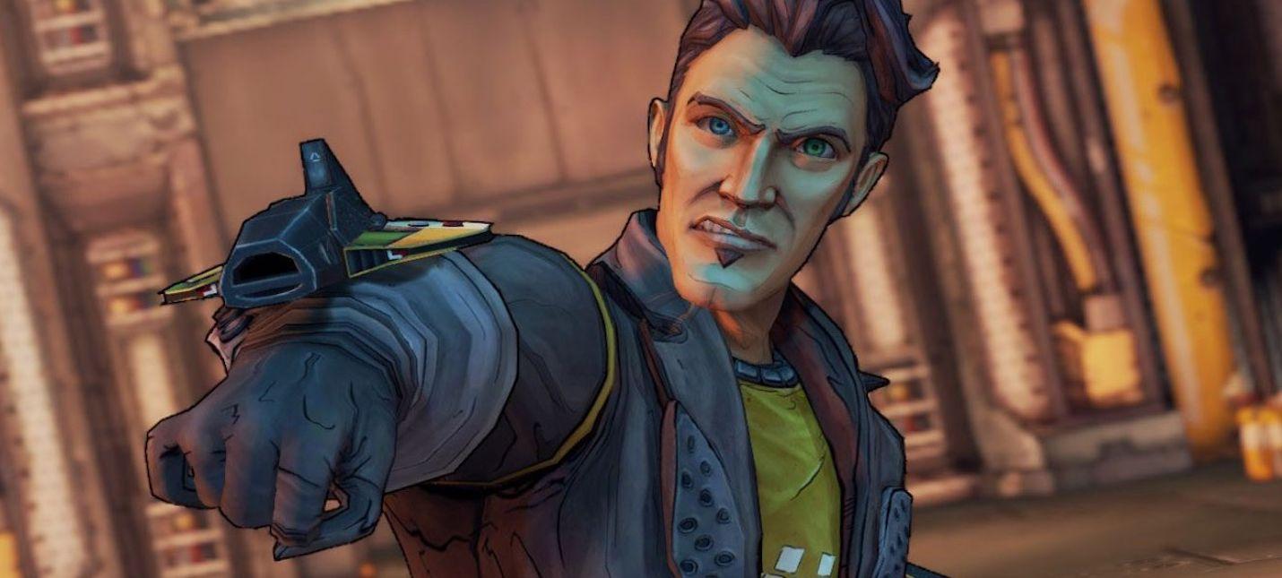 Красавчика Джека рассматривали на роль главного антагониста Borderlands 3