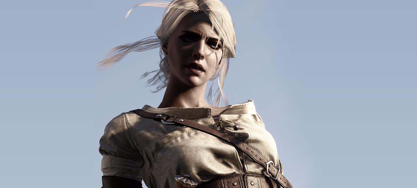 Steam-чарт: The Witcher 3 вернулась в топ-3