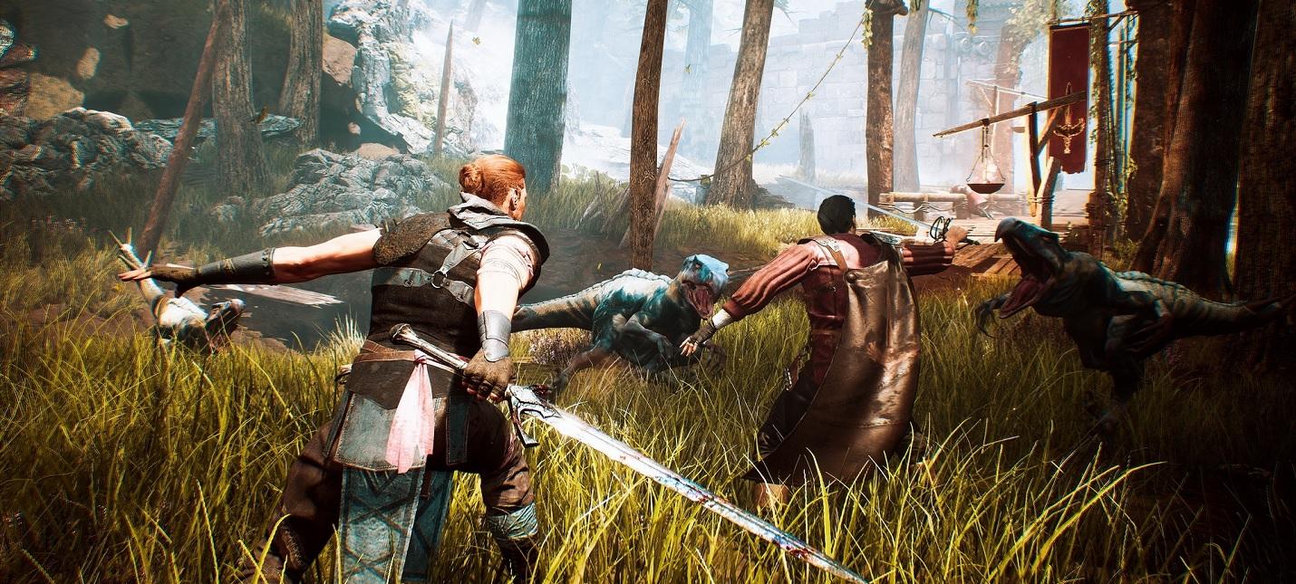 Трассировка лучей в ремейке Gothic, Assassin's Creed Origins и Red Dead Redemption 2