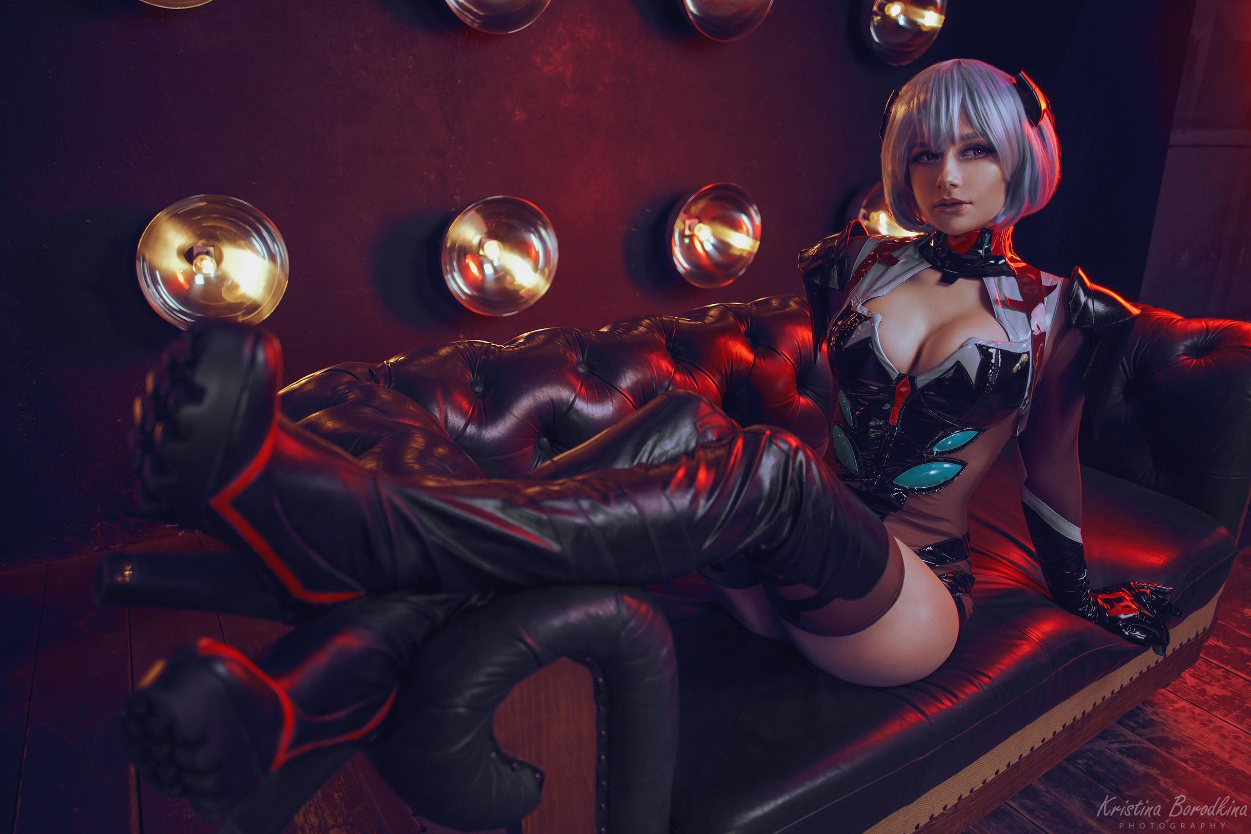 Пятничный косплей: Mass Effect, Skyrim и Evangelion