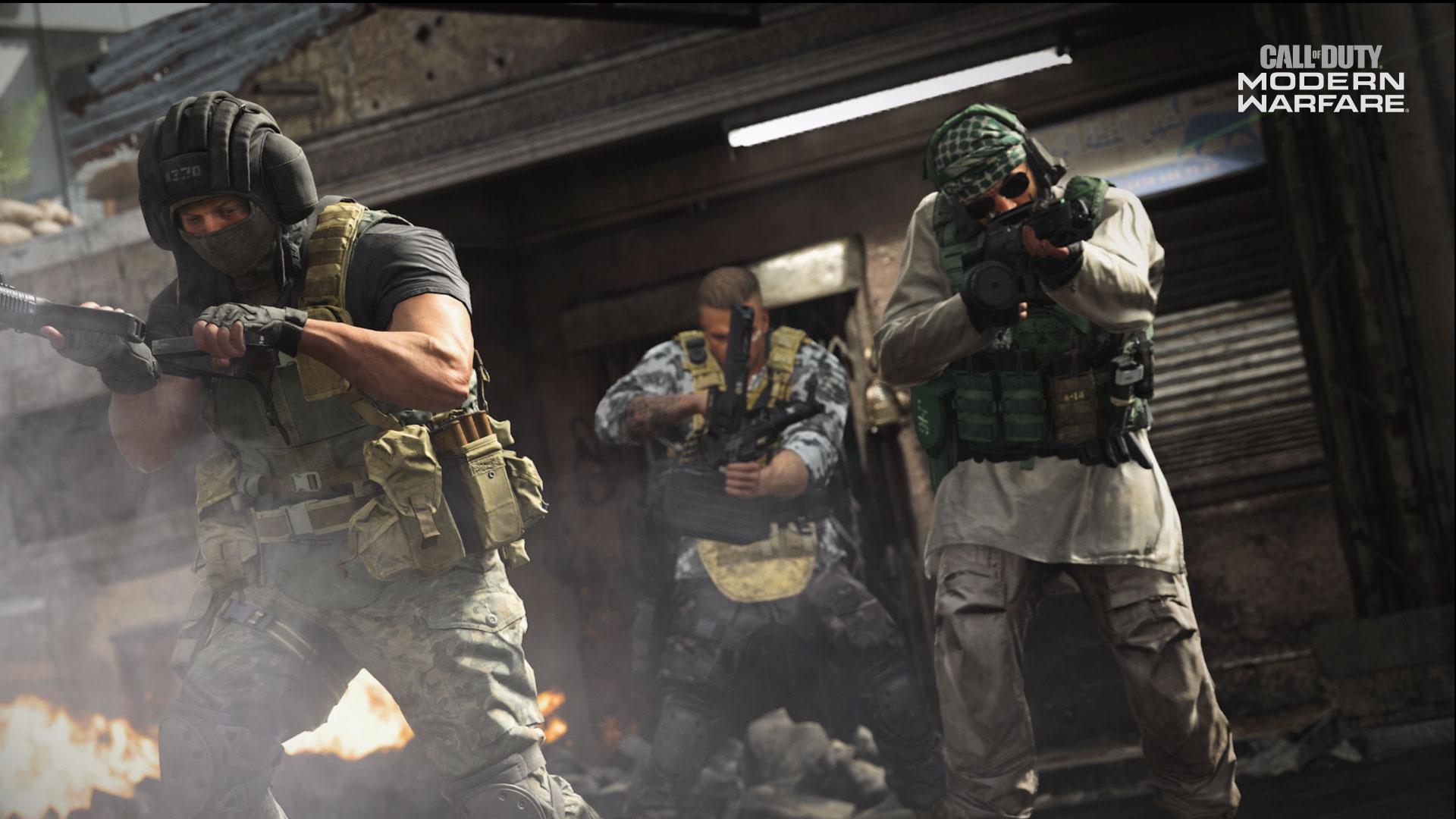 В Call of Duty: Modern Warfare появился режим Grind