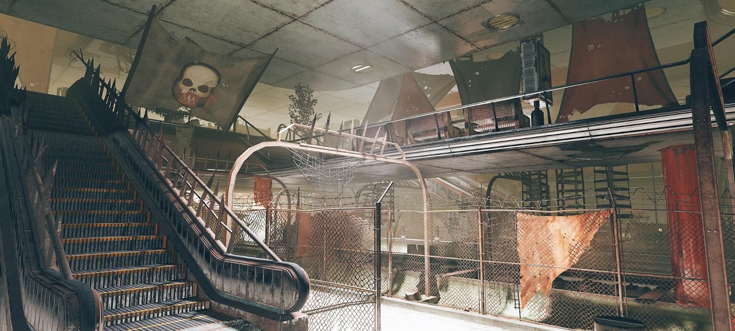 Новые скриншоты и детали локации из грядущего дополнения Wastelanders для Fallout 76