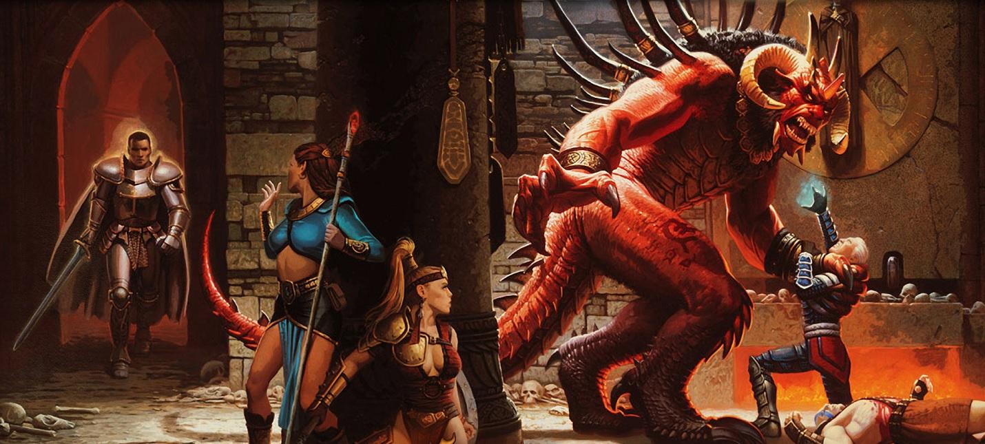 Энтузиаст создает фанатский ремастер Diablo 2