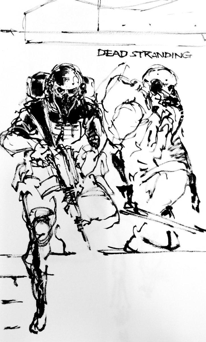 Хидео Кодзима раскрыл первоначальное название Death Stranding