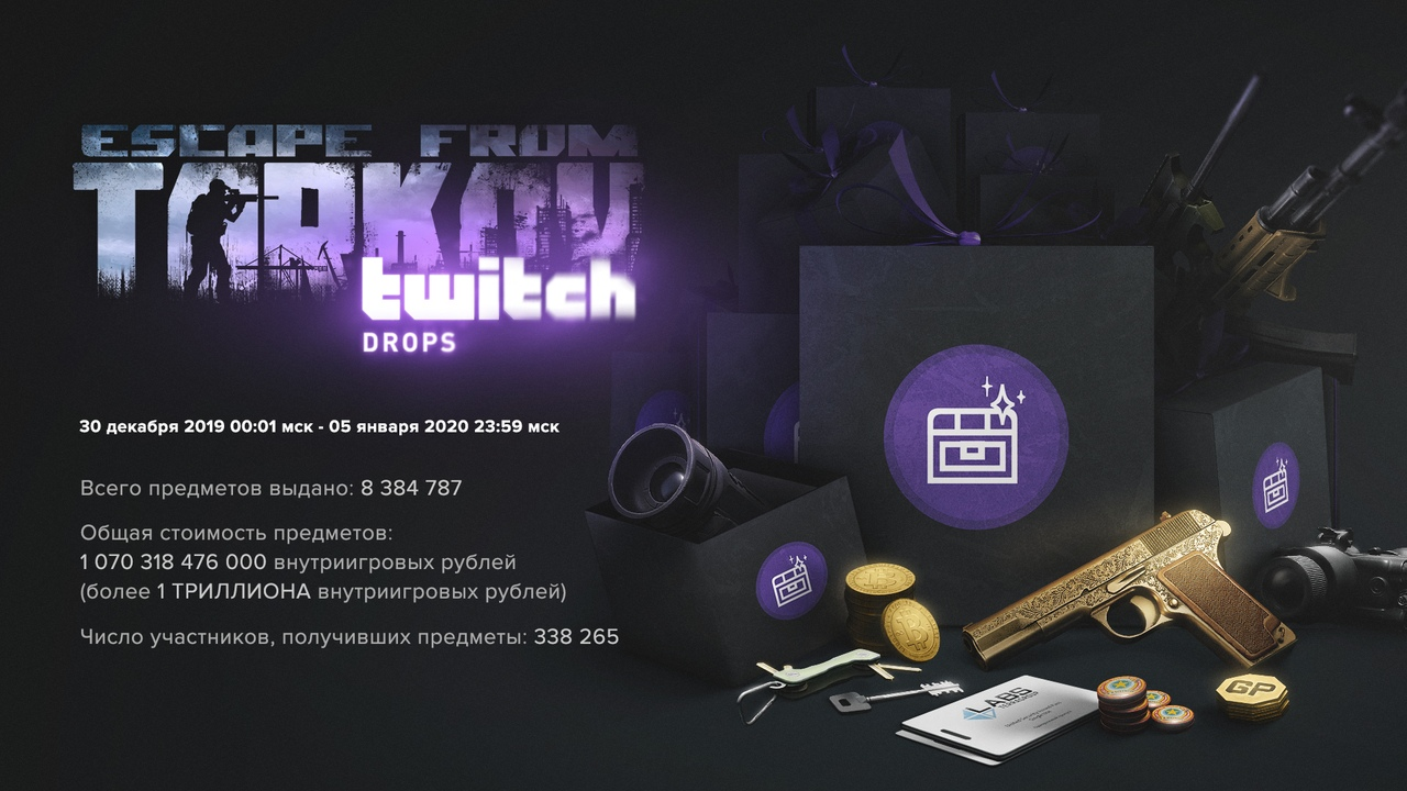 Twitch забанил канал Escape from Tarkov за имитацию самоубийства в прямом эфире