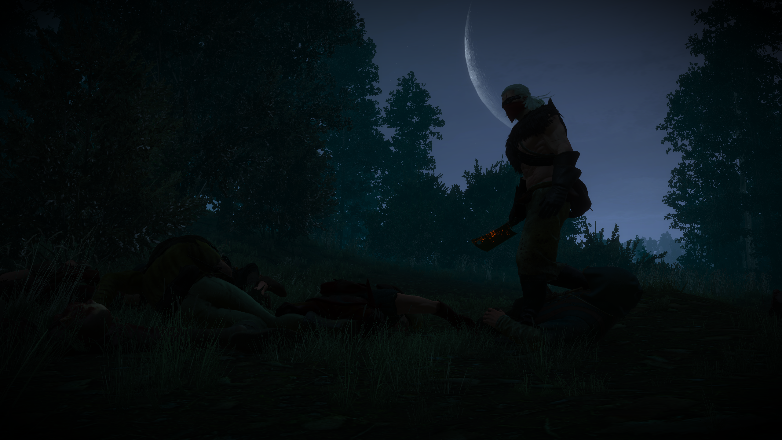 Моддер добавил 55 новых видов оружия в The Witcher 3
