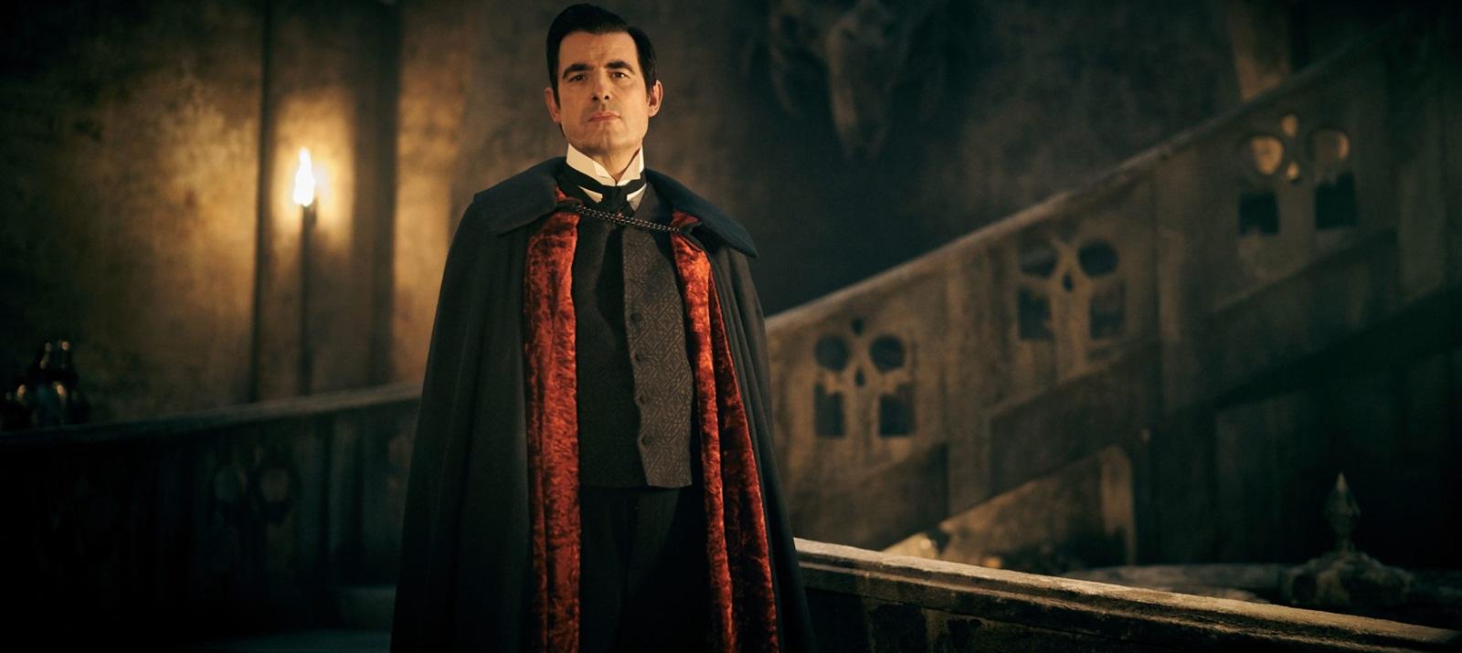 A Show To Go: Дракула от BBC One