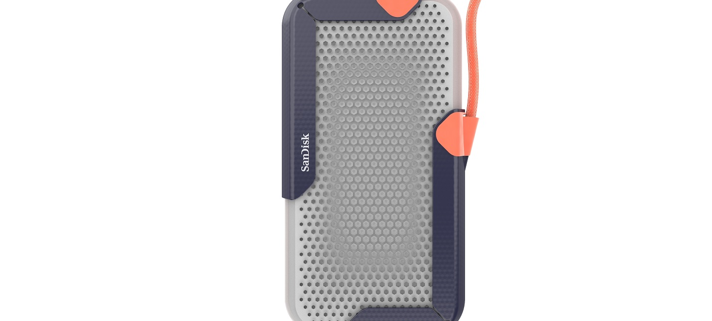CES 2020: SanDisk показала прототип внешнего SSD на 8 ТБ