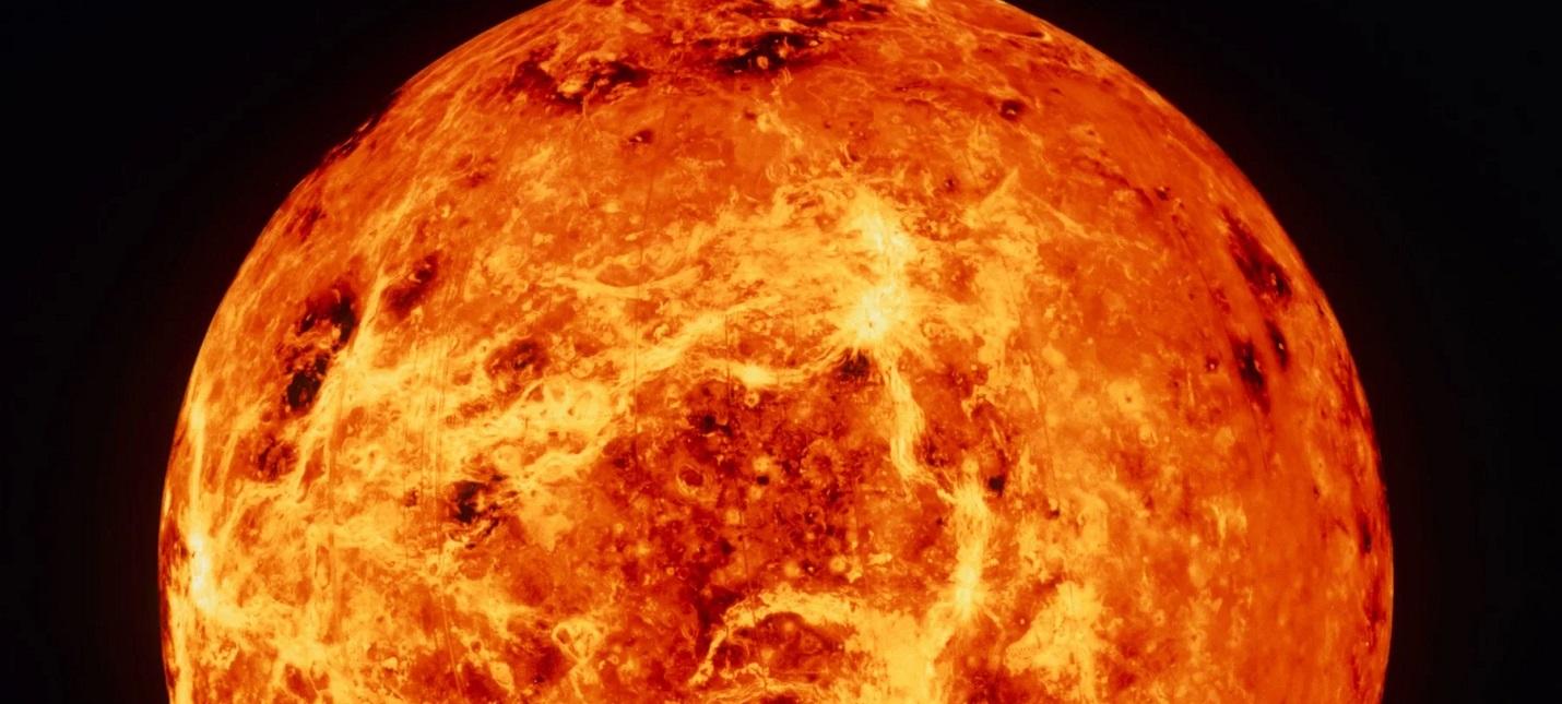 На Венере могут быть активные вулканы