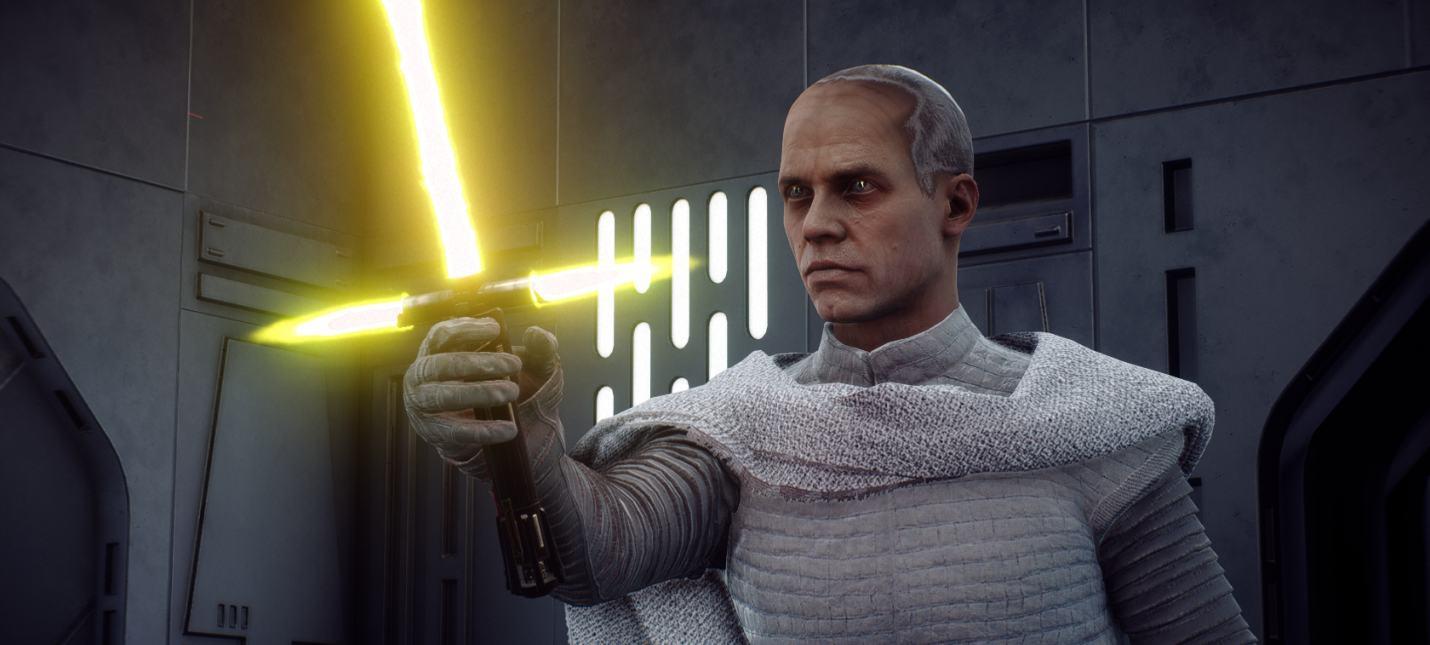 Этот мод для Star Wars Battlefront 2 позволяет сыграть за Папу Римского