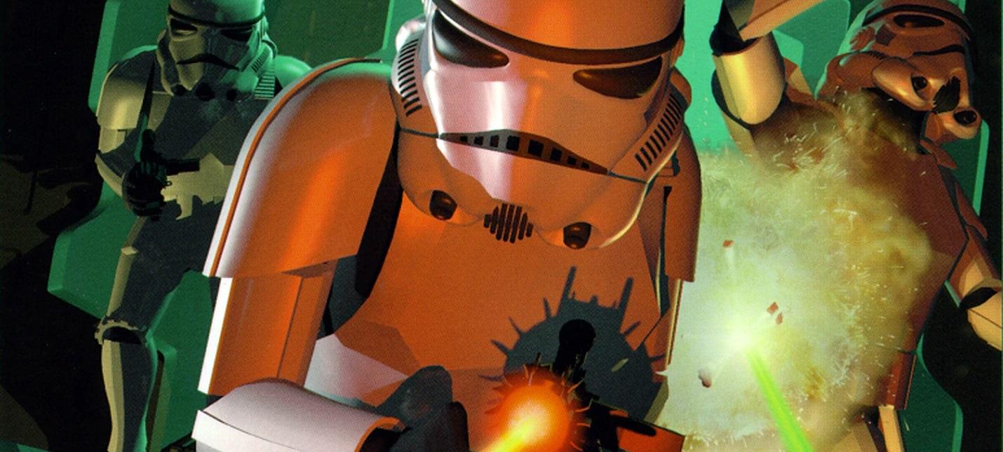 Впечатляющий фанатский прототип ремейка Star Wars: Dark Forces