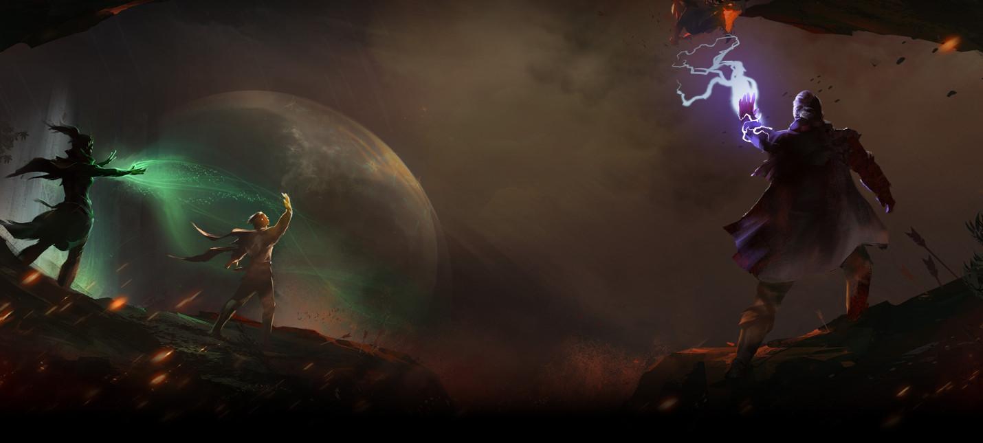 10 минут 4K-геймплея Magic: Legends за мага Разума